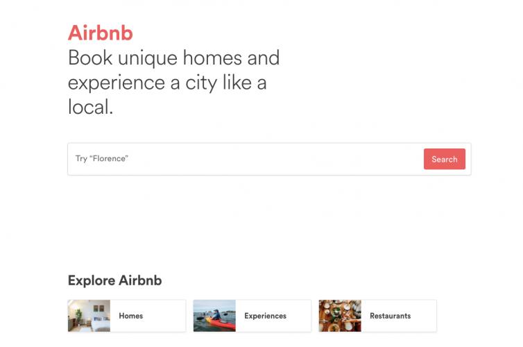 airbnb en