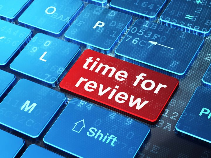 time for review audit